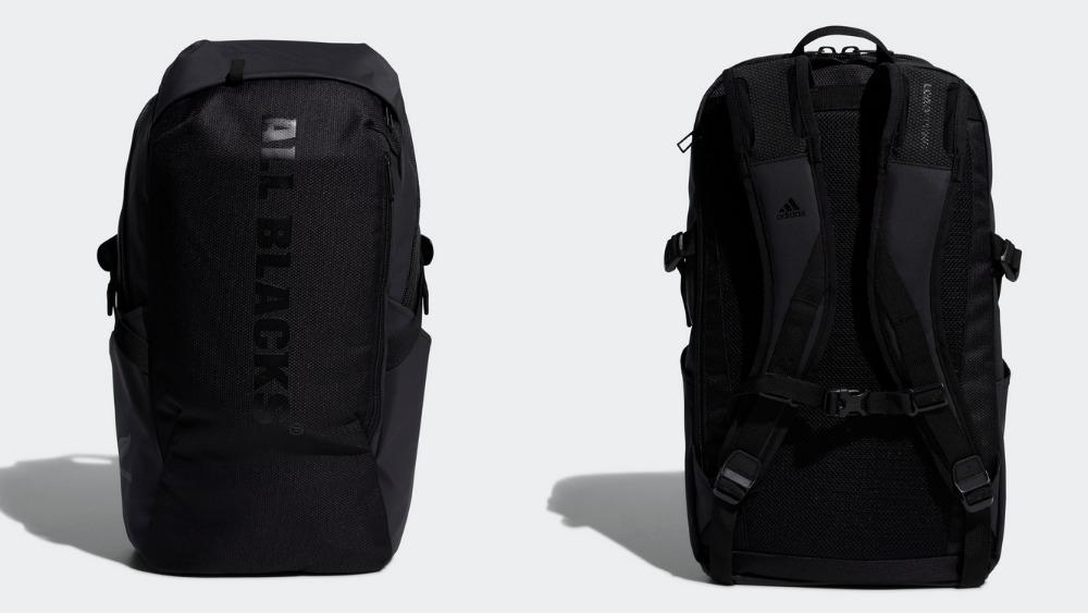 アディダス(adidas)オールブラックス バックパック