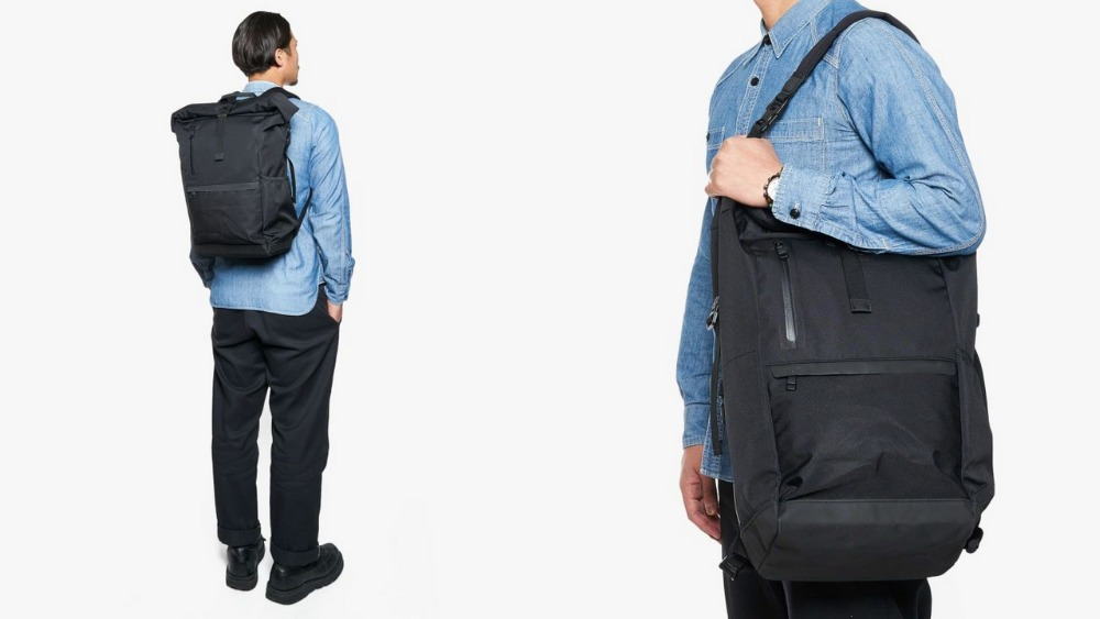 アッソブ(AS2OV)大容量 WATER PROOF CORDURA 305D ROLL BAG