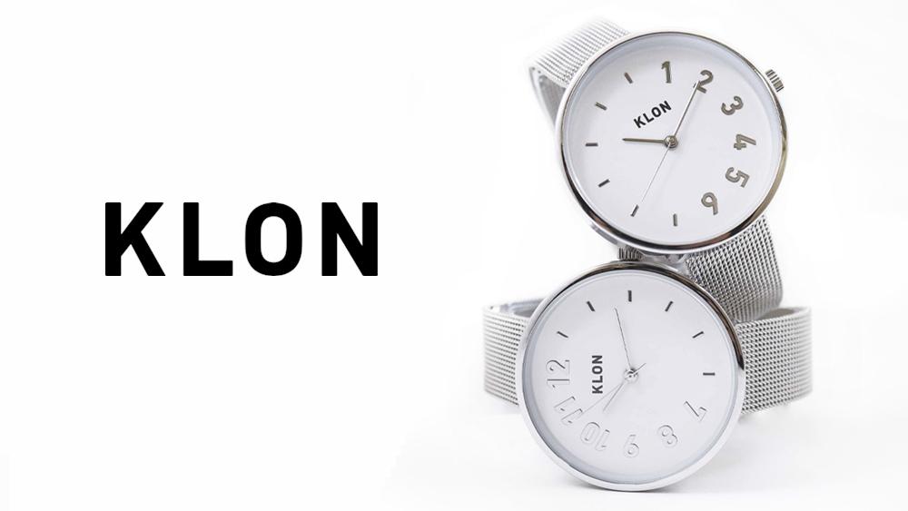 KLON クローン 安い シンプル腕時計