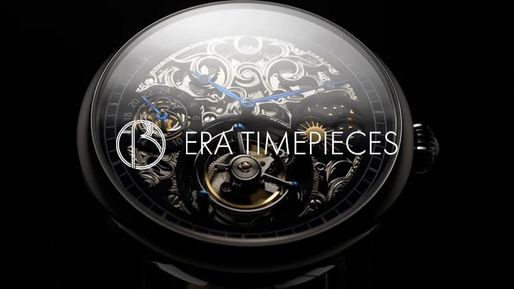 ERA Timepieces トゥールビヨン腕時計【Prometheus プロメテウス】