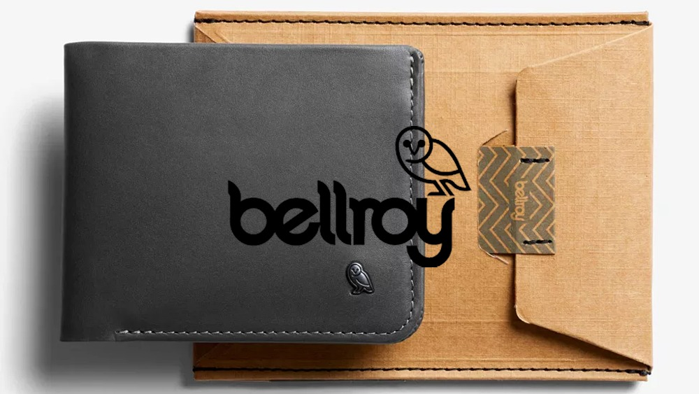 Bellroy(ベルロイ) Hide And Seek Wallet ベルロイ ハイドアンドシーク ウォレット CHARCOAL(チャコール)