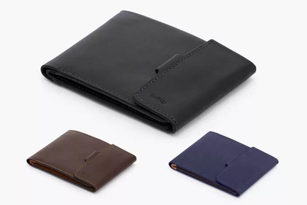 Bellroy Coin Fold Wallet ベルロイコインフォルドウォレット カラーバリエーション