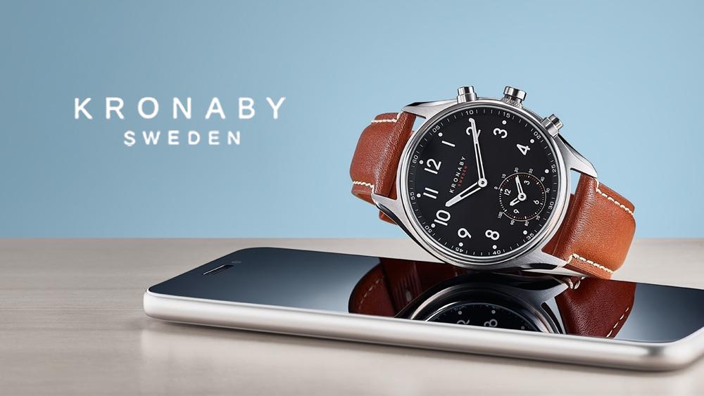 KRONABY(クロナビー)北欧腕時計 スウェーデン