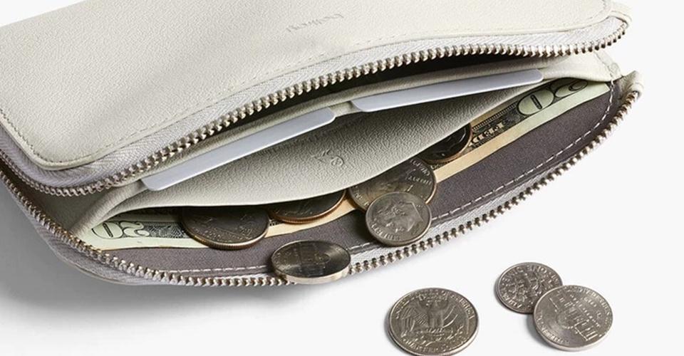 Bellroy Pocket ベルロイポケット レディース財布 コレクション 使用イメージ