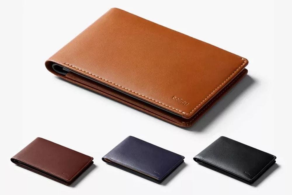 Bellroy Travel Wallet ベルロイトラベルウォレット カラーバリエーション