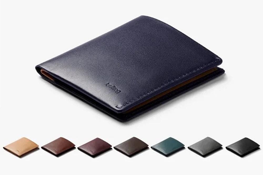 Bellroy Note Sleeve Wallet ベルロイ ノートスリーブ ウォレット カラーバリエーション