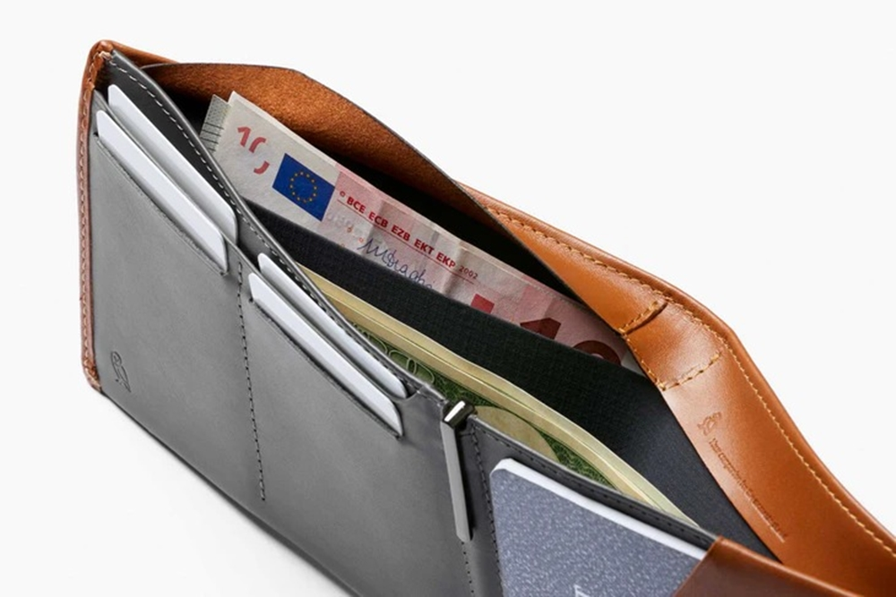 Bellroy Travel Wallet ベルロイトラベルウォレット 使用イメージ