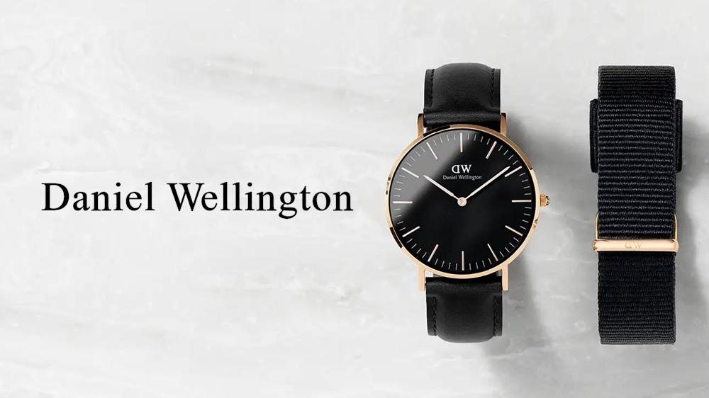 Daniel Wellington ダニエルウェリントンwatch 北欧腕時計