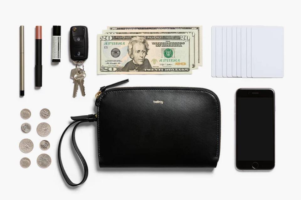 Bellroy Clutch ベルロイ クラッチ レディース財布コレクション 収納力