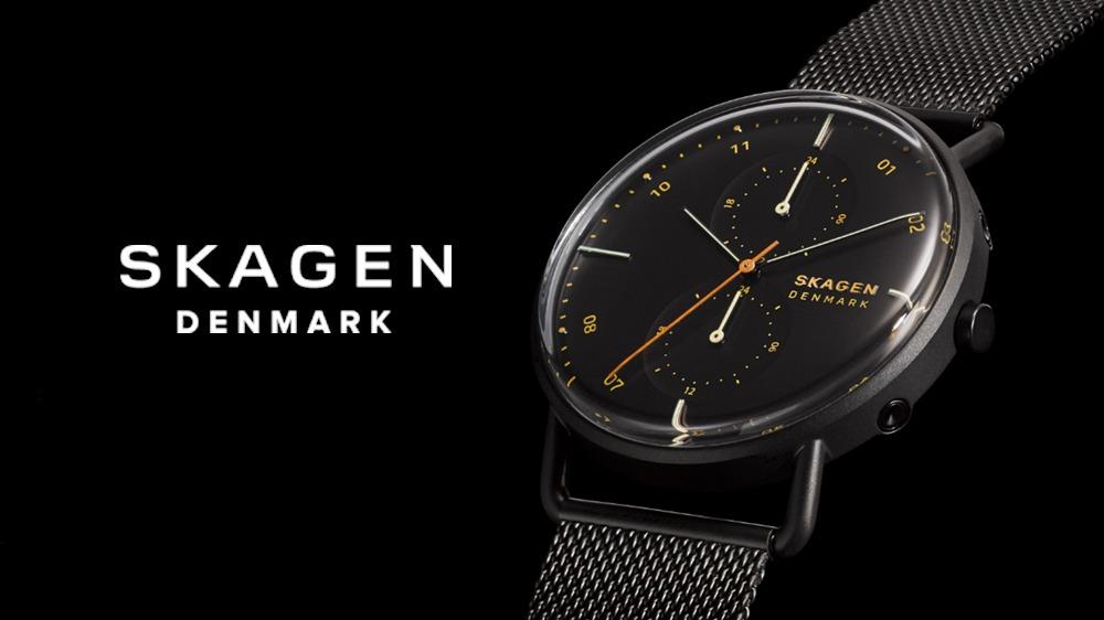 SKAGEN(スカーゲン)北欧腕時計 デンマーク