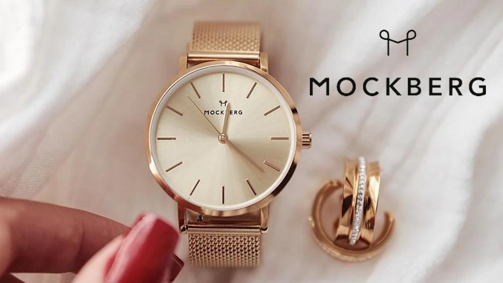 MOCKBERG モックバーグ 北欧腕時計 スウェーデン(ストックホルム)
