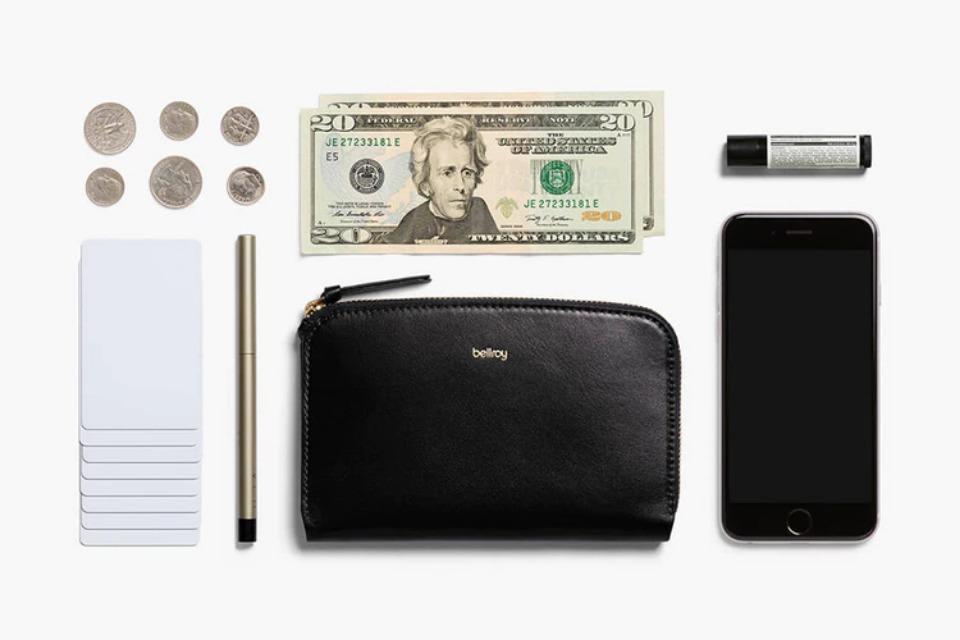 Bellroy Pocket ベルロイポケット レディース財布 コレクション 収納力