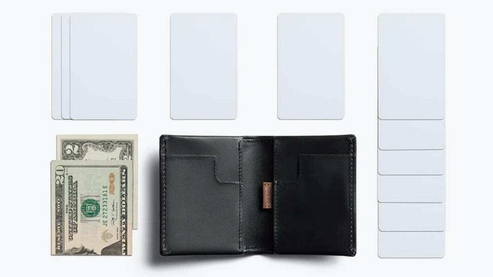 Bellroy Slim Sleeve Wallet ベルロイスリムスリーブウォレット 収納力
