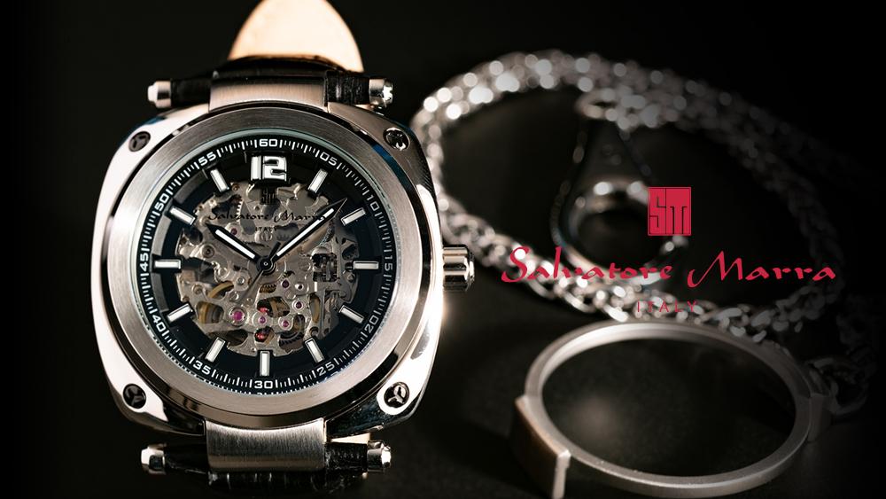 Salvatore Marra(サルバトーレマーラ)腕時計