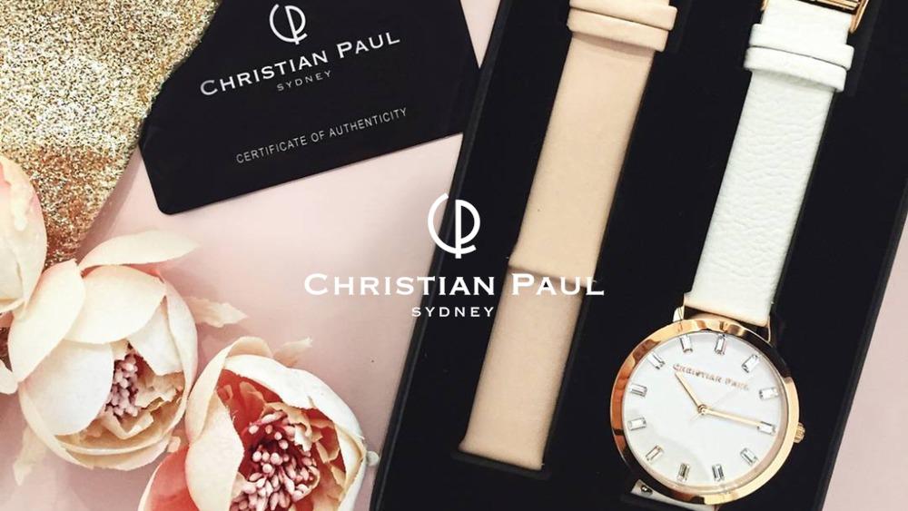 Christian Paul(クリスチャン ポール)