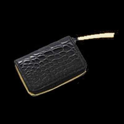 S2418-2 マルチケース 池田工芸 クロコダイル 財布