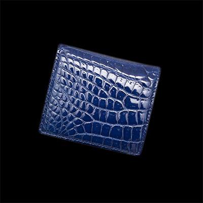 S2725 小銭入れ 池田工芸 クロコダイル 財布