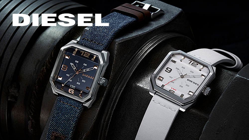 DIESEL ディーゼル 腕時計