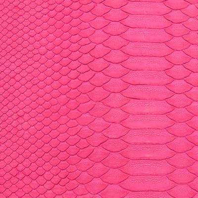ピンク(カスタム限定) 池田工芸 クロコダイル 財布 パイソンカラー
