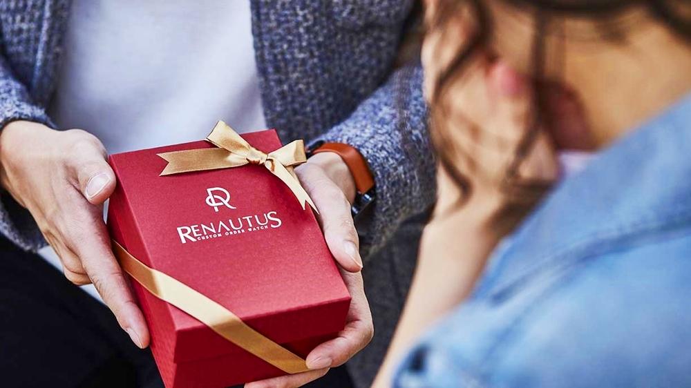 RENAUTUS ルノータス 腕時計 プレゼント ギフトボックス