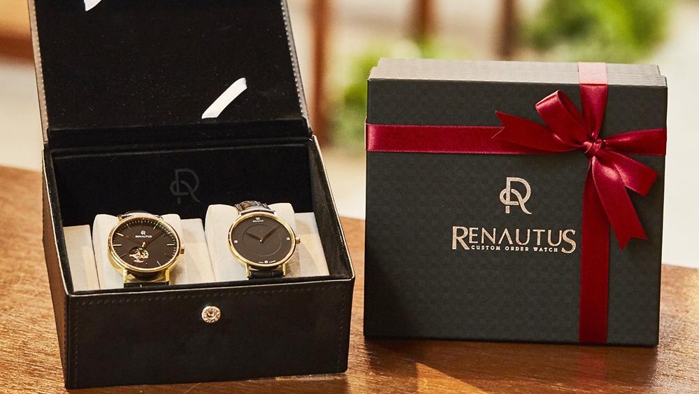 RENAUTUS(ルノータス)カスタム腕時計 ペアウォッチ
