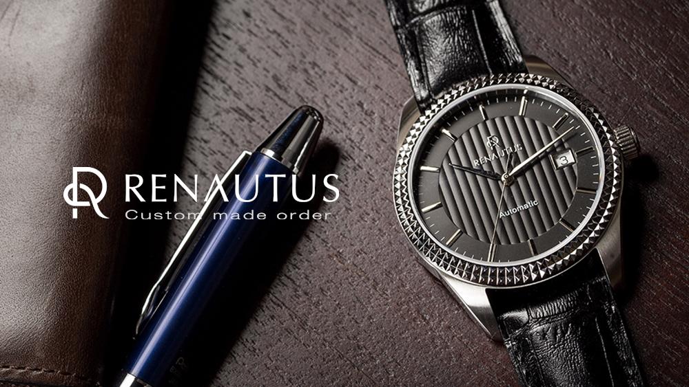 RENAUTUS(ルノータス)カスタム腕時計 メンズ 男性