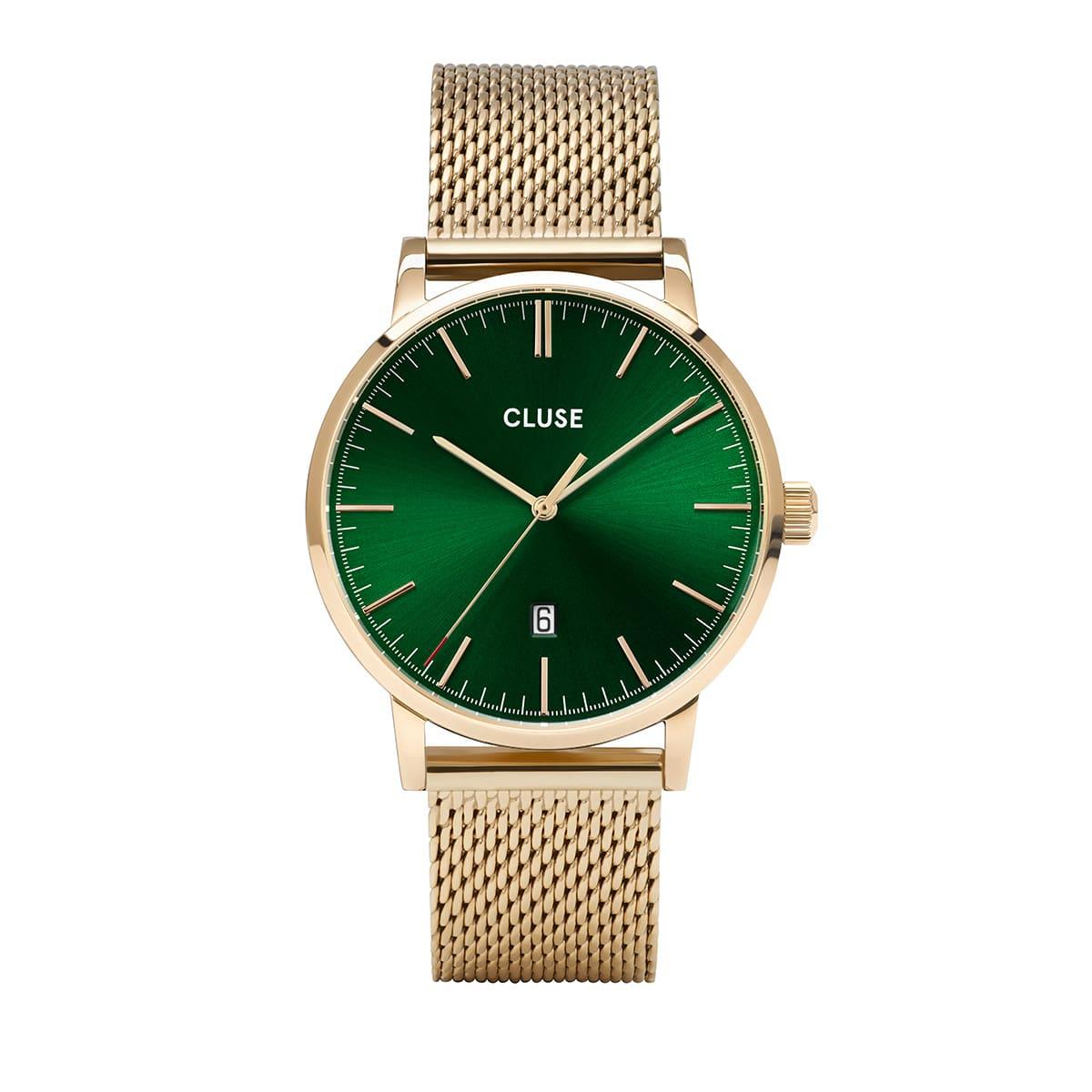アラヴィス 40mm メンズ CLUSE クルース 腕時計