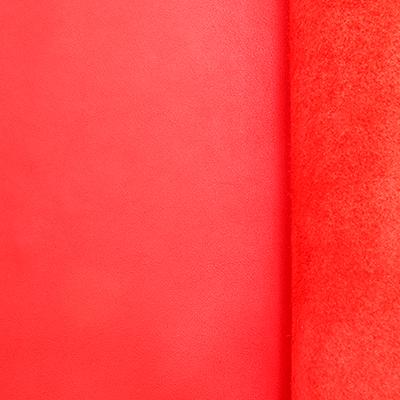 レッド 池田工芸 クロコダイル 財布 牛革カラー
