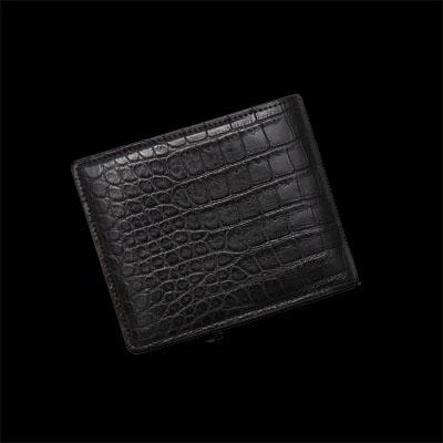 S2419.M 二つ折り財布 池田工芸 クロコダイル 財布