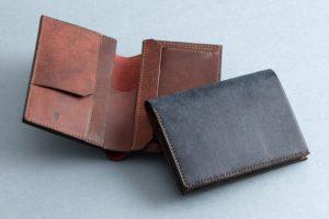 Cobalt Leather Works(コバルトレザーワークス)プエブロ ミドルウォレット