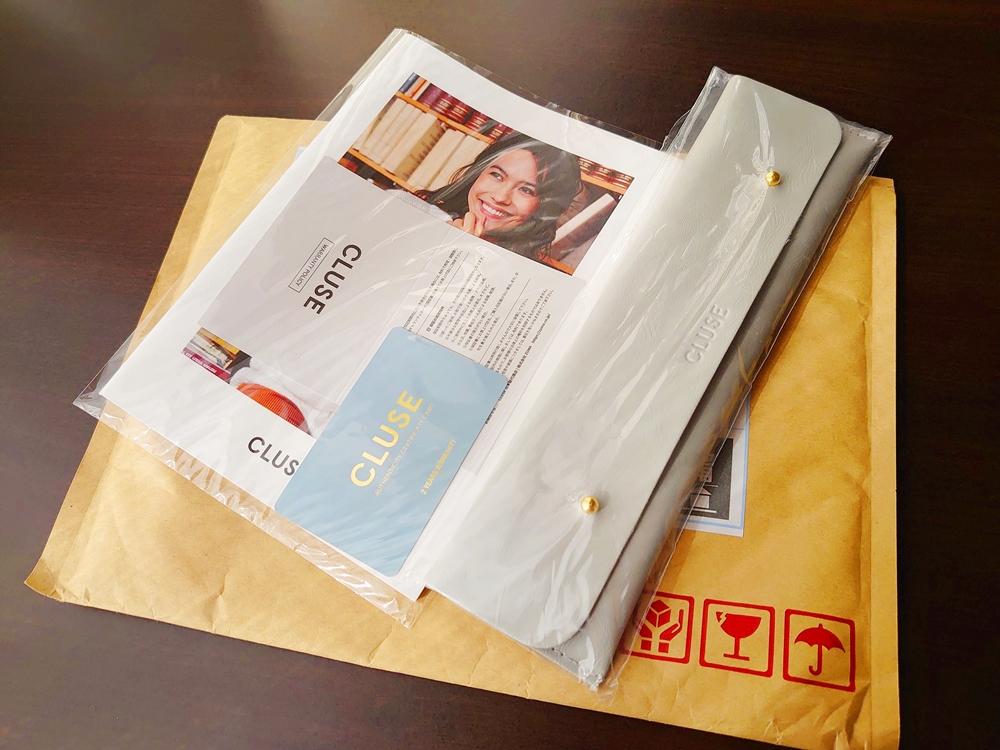 CLUSE クルース 腕時計 同梱品 配送封筒