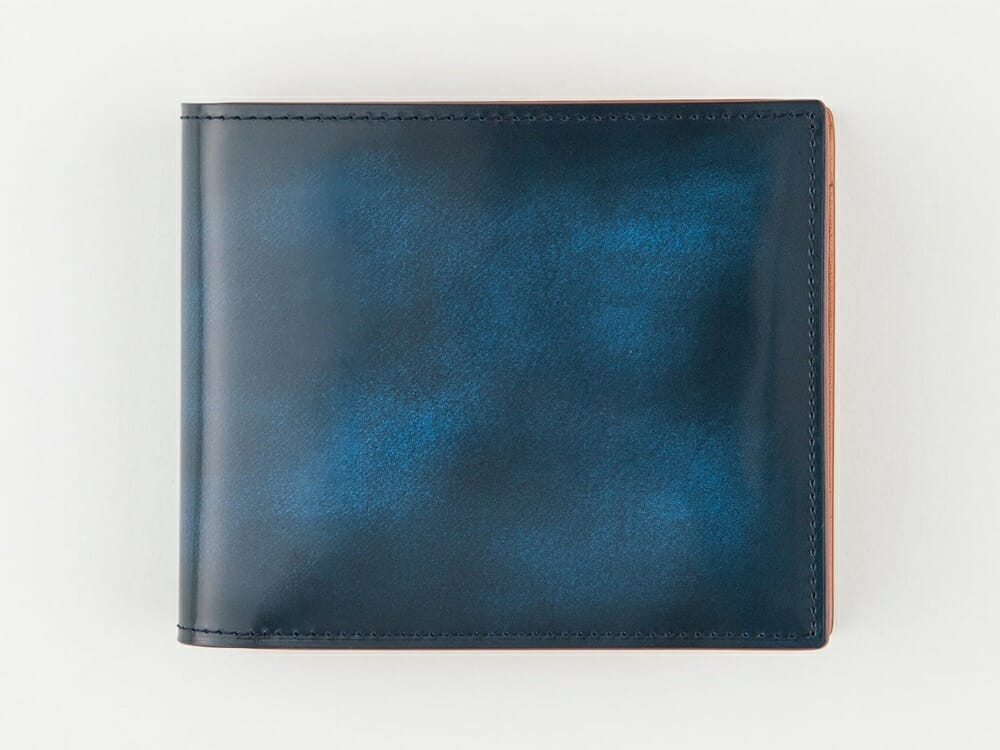 FESON アドバン 二つ折り財布(小銭入れ付) 財布本体 Mens Leather Store メンズレザーストア