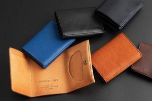 WINS FACTORY(ウインズファクトリー)三つ折り財布