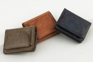 marume(マルメ)プエブロ 二つ折り財布