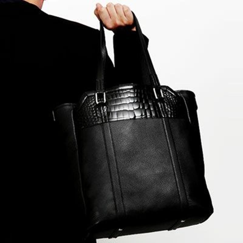池田工芸 Crocodile Tote Bag(クロコダイル トートバッグ)5082