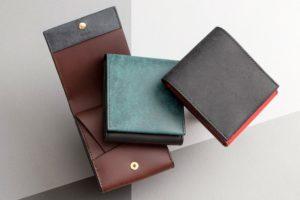 NIBUR(ニブール)プエブロ&リスシオ ショート財布