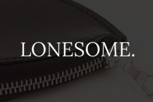 LONESOME.(ロンサム)
