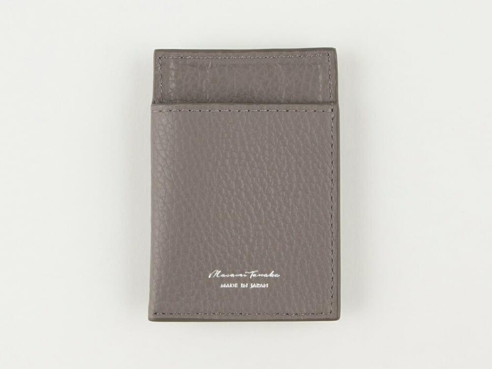MASAMI TANAKA アドリアレザー マネークリップ カードホルダー 本体 Mens Leather Store メンズレザーストア
