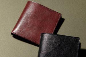 LONESOME.(ロンサム)手揉みレザー 二つ折り財布