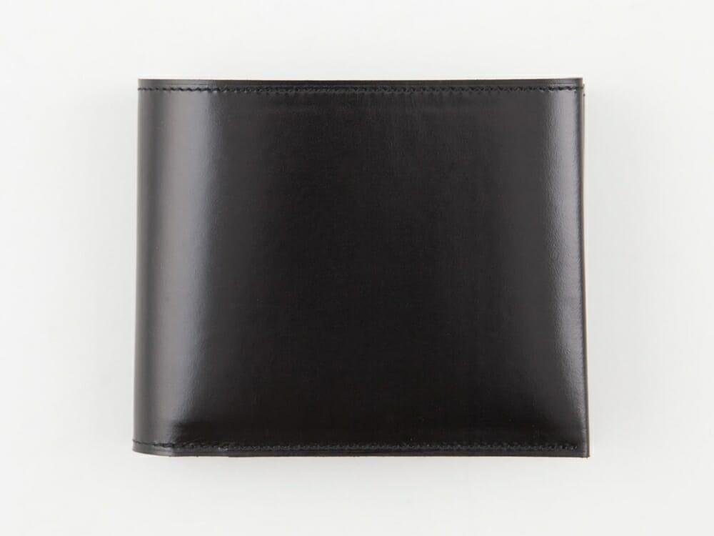 二宮五郎商店 二つ折り財布(小銭入れ付)財布本体 Mens Leather Store メンズレザーストア