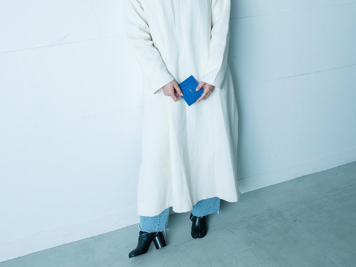 Atelier AKNAS(アトリエ アクナス)マネークリップ レディース