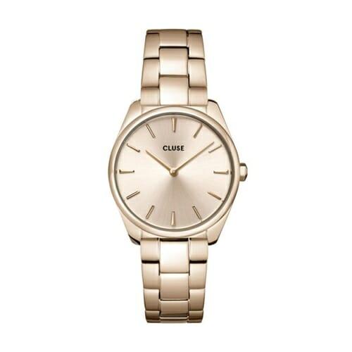 フェローチェ ペティット ピンクゴールドスティール 31.5mm - CW11201 CLUSE クルース レディース腕時計