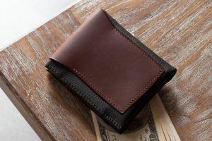 m.ripple(エムリップル)マレンマ & ミネルバボックス 二つ折り財布