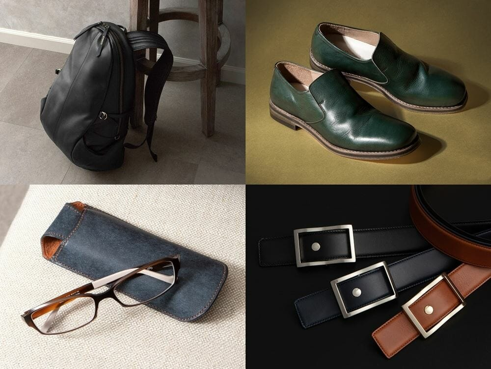 Mens Leather Store メンズレザーストア バッグ 靴 メガネケース ベルト