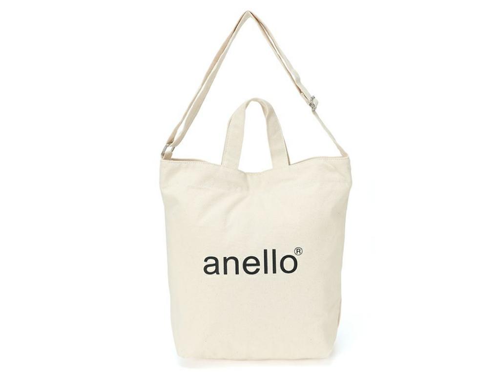 アネロ(anello)キャンバストートバッグ