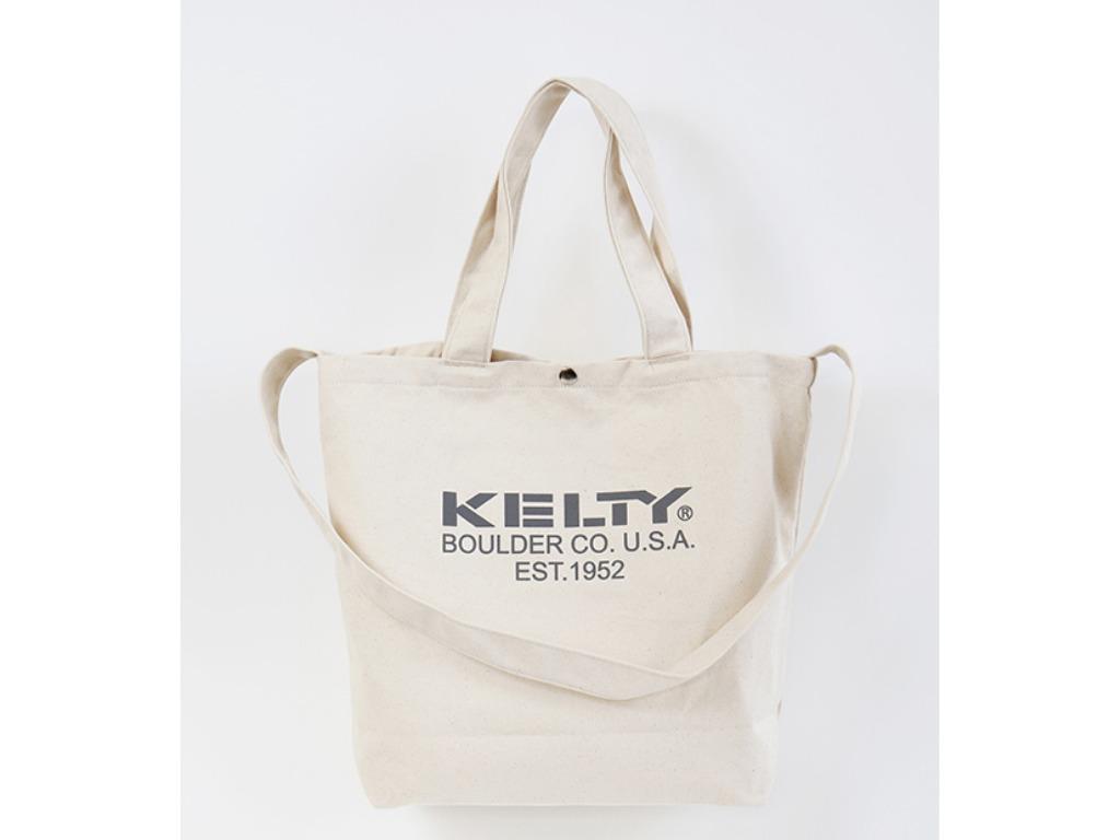 KELTY(ケルティ)キャンバストートバッグ