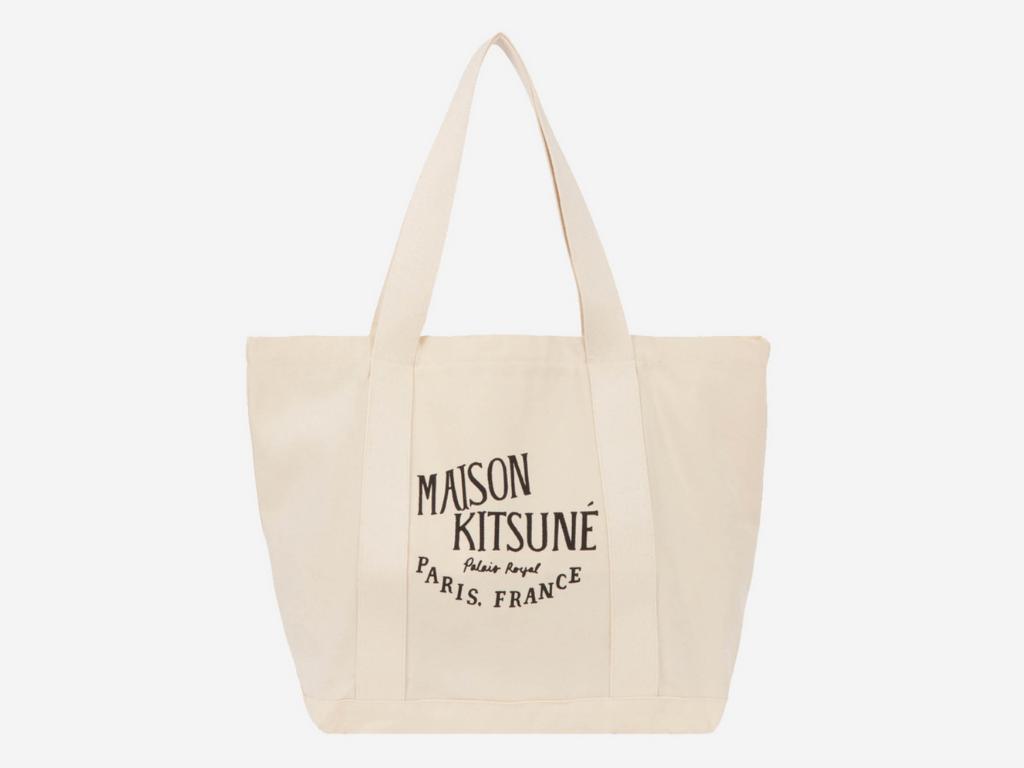 MAISON KITSUNE(メゾン キツネ)キャンバストートバッグ
