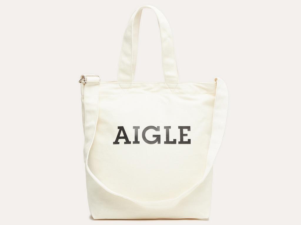 AIGLE(エーグル)キャンバストートバッグ