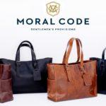 MORAL CODE(モラルコード)のバッグ