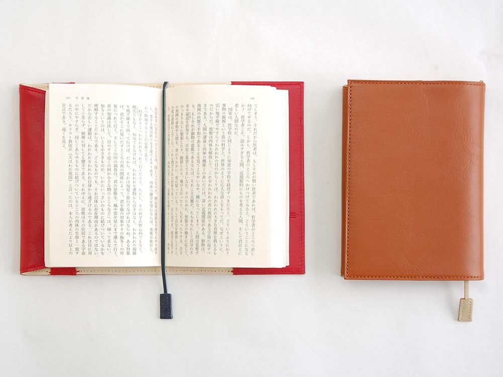しおり付きブックカバー(文庫) JOGGO ジョッゴ